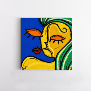 OA Romântica, Um Dedo de Arte - Diego Moura artista plástico